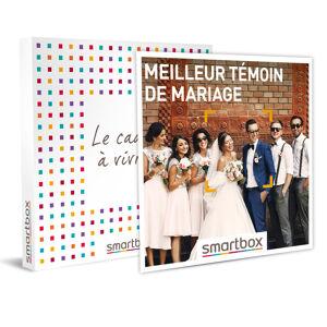 Smartbox Meilleur témoin de mariage Coffret cadeau Smartbox