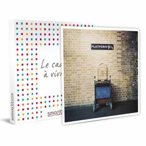 Smartbox Visite guidée Harry Potter® en bus pour 2 Coffret cadeau Smartbox