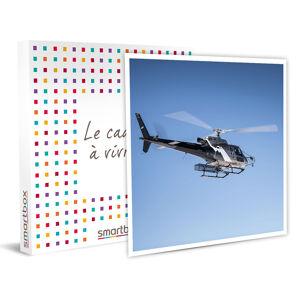 Smartbox Survol découverte du fort Boyard en hélicoptère pour 2 depuis l'île d'Oléron Coffret cadeau Smartbox