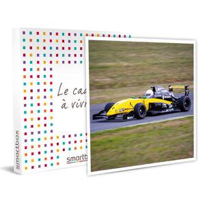 Smartbox Pilotage à pleine vitesse : 10 tours en Formule Renault 2.0 Coffret cadeau Smartbox
