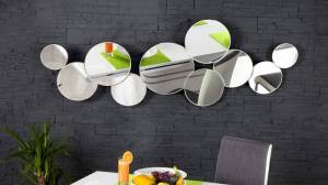 gdegdesign Miroir design rond - Lanark
