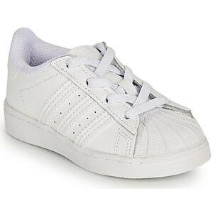 adidas Chaussures enfant (Baskets) SUPERSTAR EL I