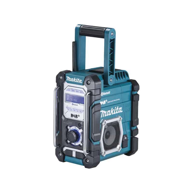MAKITA Radio de chantier bluetooth 7.2V à 18V solo - DMR112